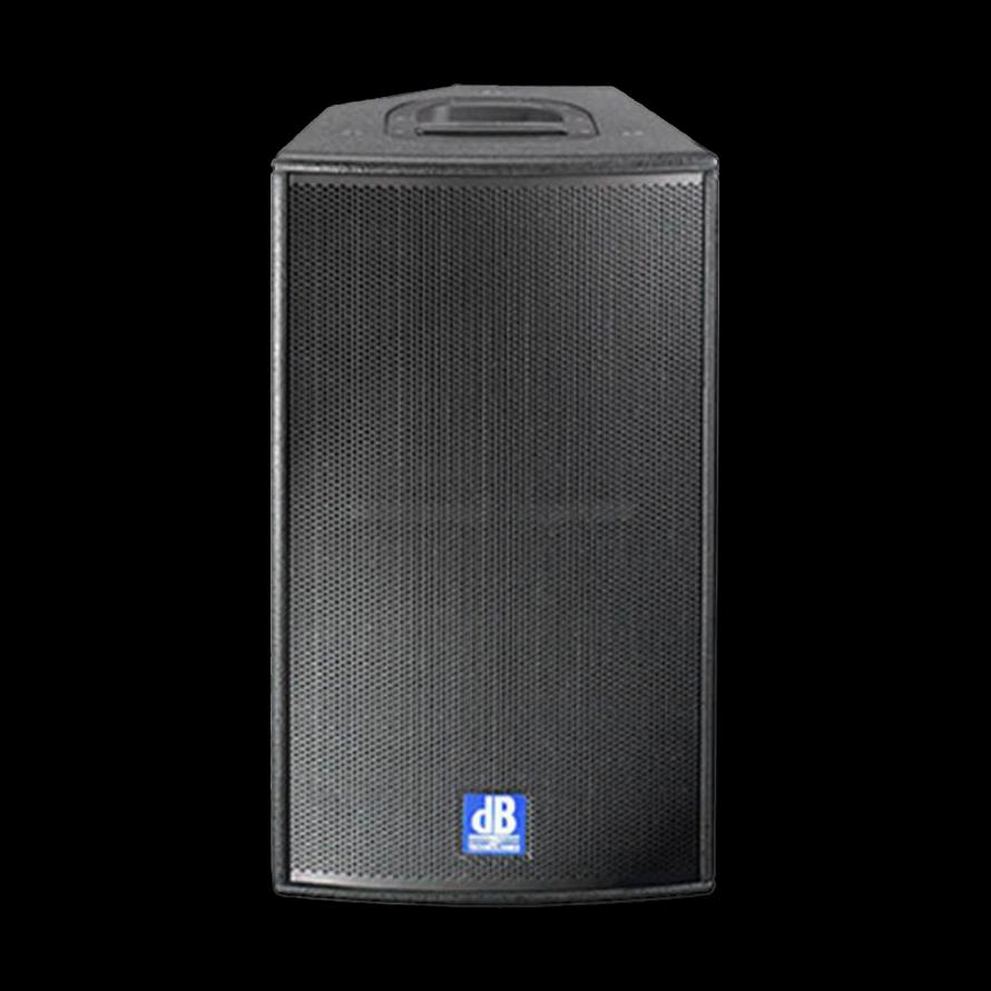 db technologies flexis f12 luidsprekerhoes baseline