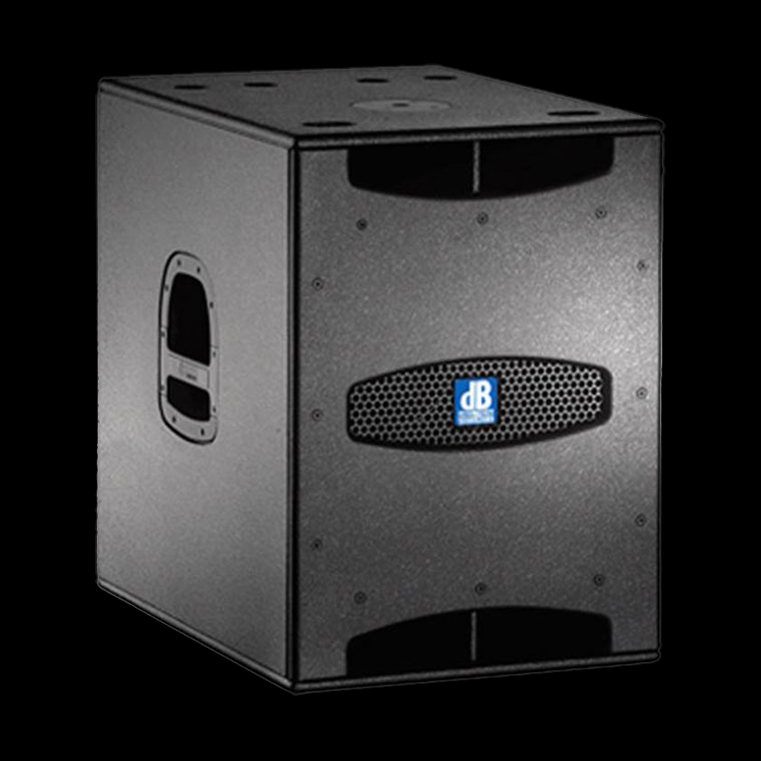 db technologies active subs sub15 d grille boven luidsprekerhoes baseline