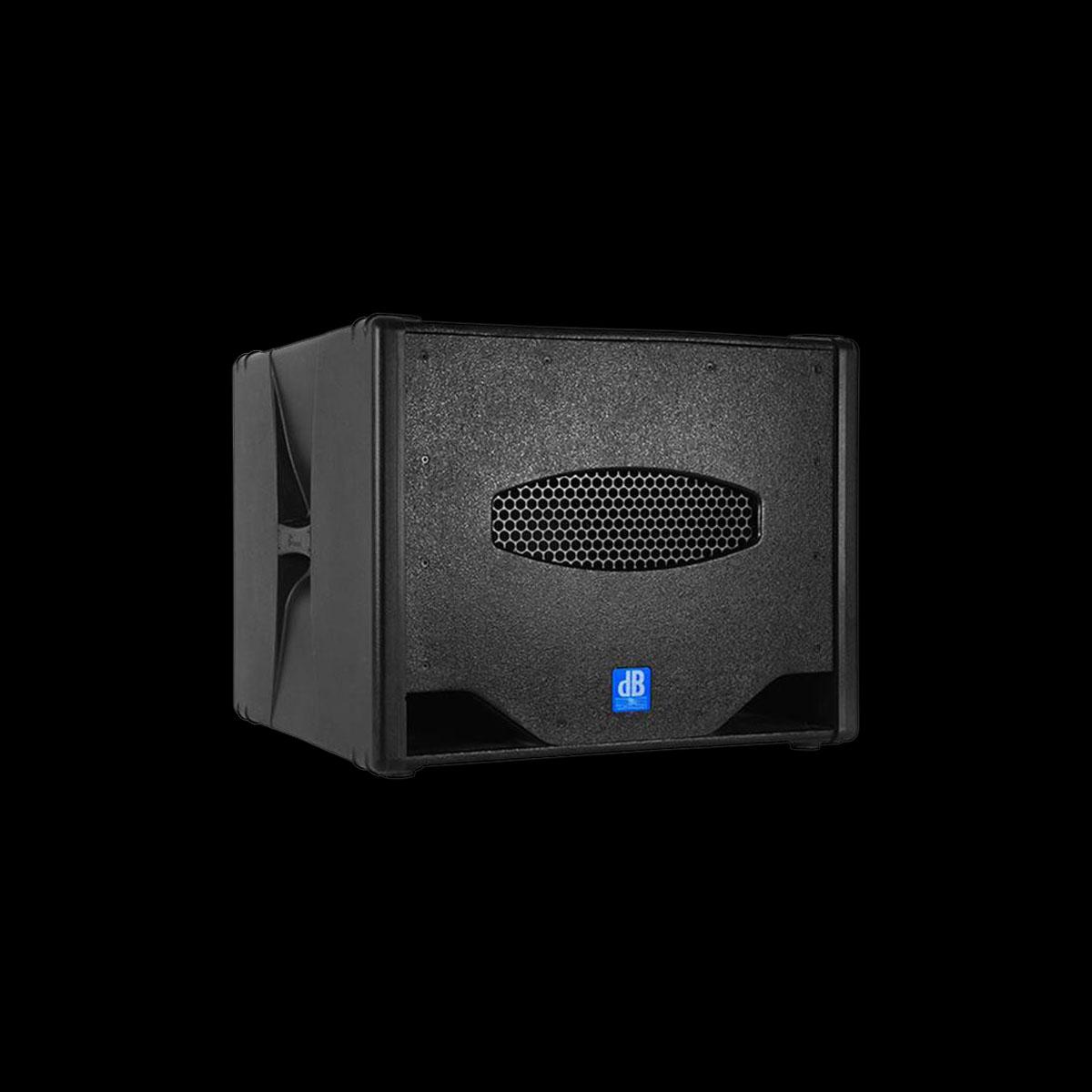 db technologies active subs sub808 d grille voor luidsprekerhoes baseline