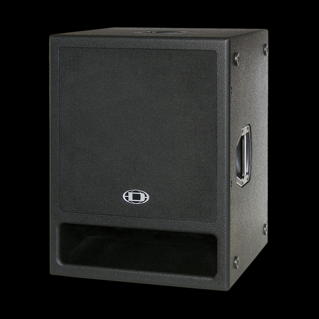 dynacord subs sub 115 grille boven luidsprekerhoes strongline