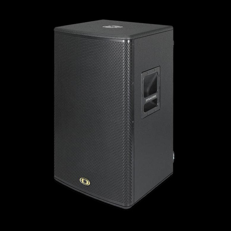 dynacord subs powersubsub 212 grille boven luidsprekerhoes baseline