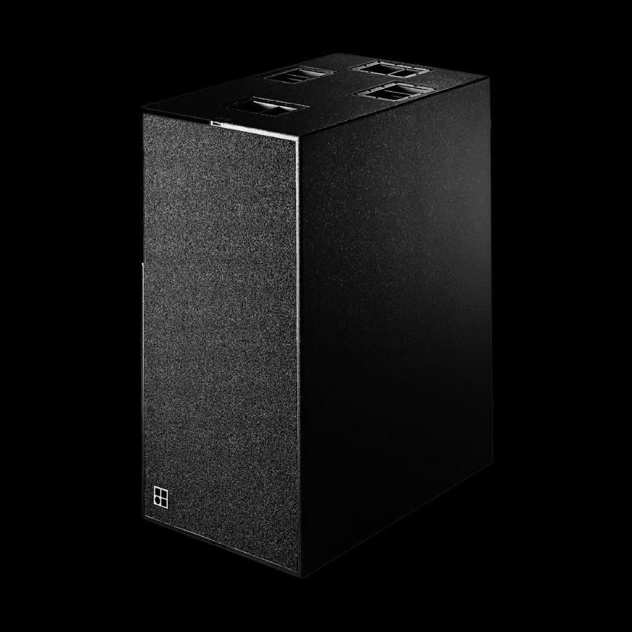 dampb audiotechnik b b2 sub grille boven luidsprekerhoes baseline