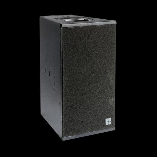 dampb audiotechnik q1q7q10 top luidsprekerhoes baseline