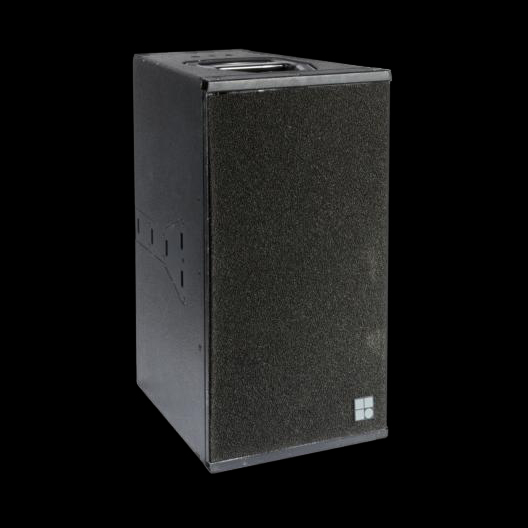 dampb audiotechnik qsub grille boven luidsprekerhoes strongline