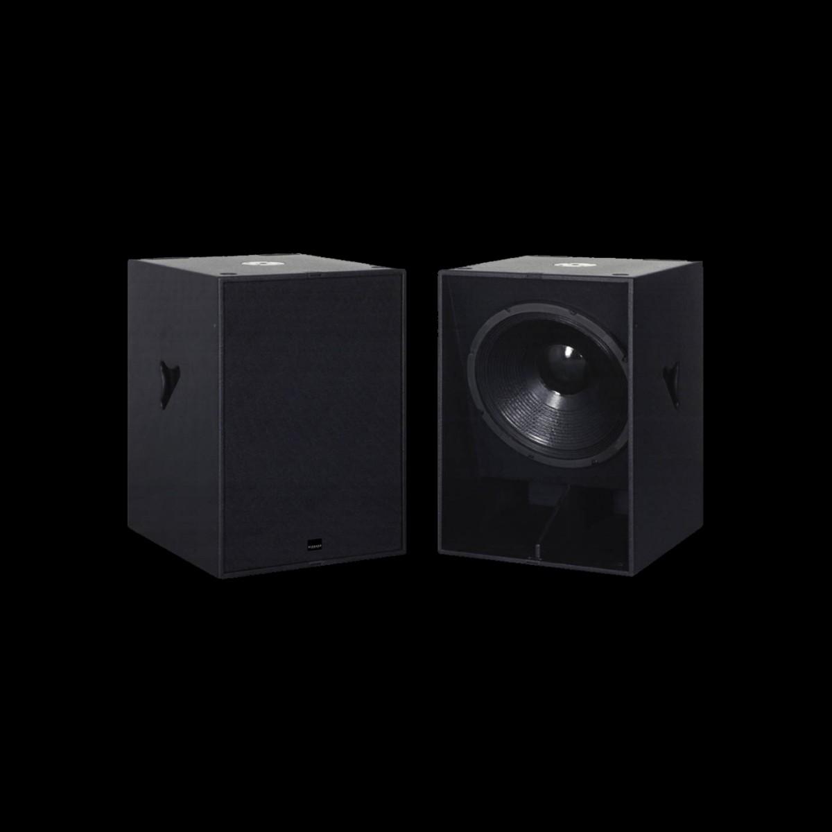 acoustic line b1502 luidsprekerhoes grille voor baseline