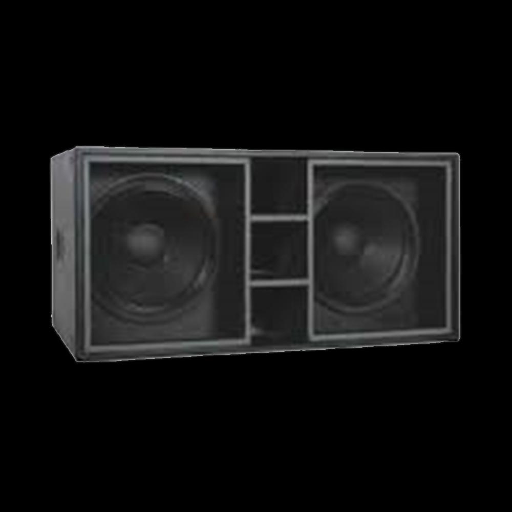 ad systems b218 luidsprekerhoes grille voor strongline