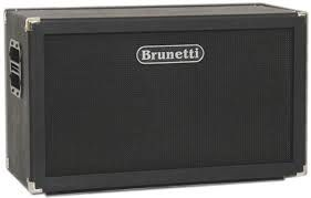 brunetti 2x12 minicab hoes