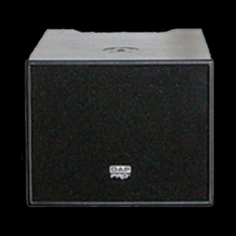 dap high grade soundmate 1 bas luidsprekerhoes grille boven baseline