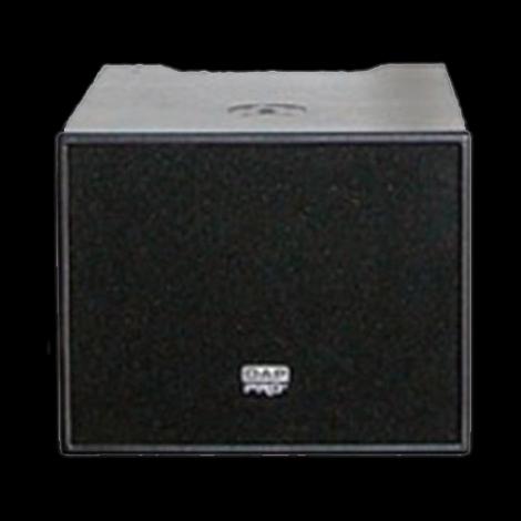dap high grade soundmate 1 bas luidsprekerhoes grille voor strongline