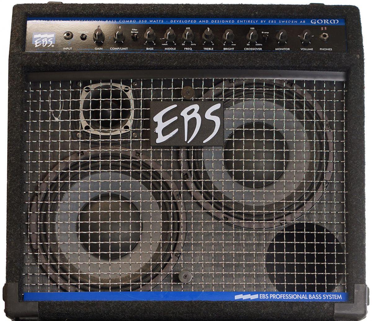 ebs et350 2x10 combo hoes