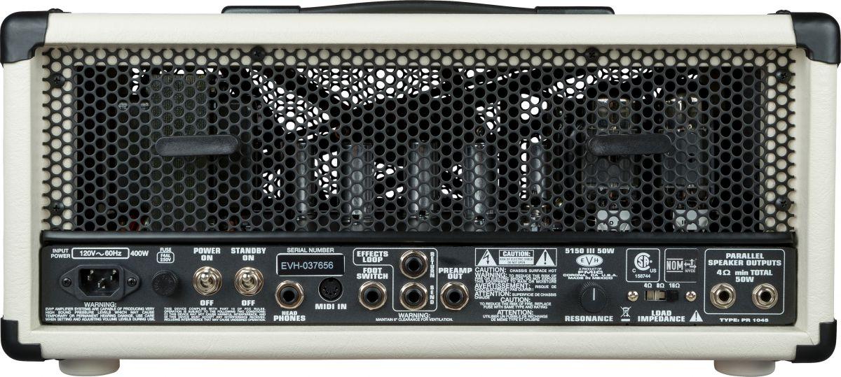 ehv amps 5150 50 watt hoes