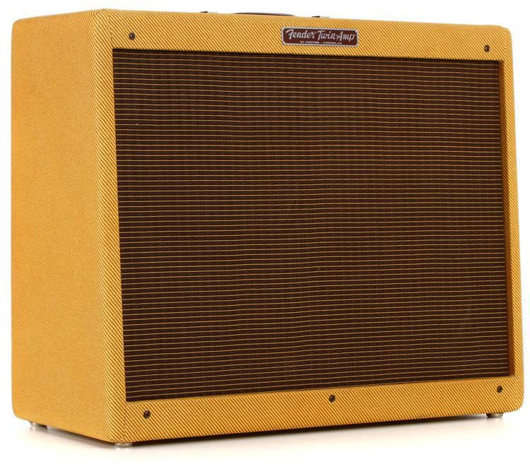 fender 57 twinamp 2x12 combo hoes