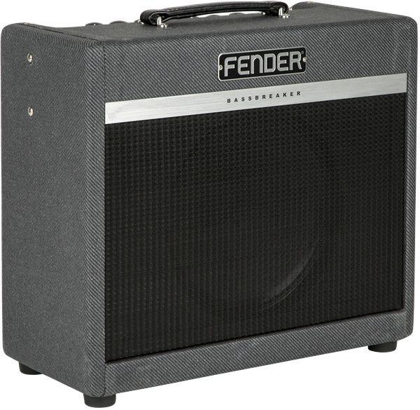 fender bassbreaker 15 watt combo hoes