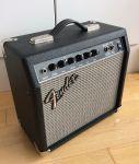 Fender Bullit Combo Hoes
