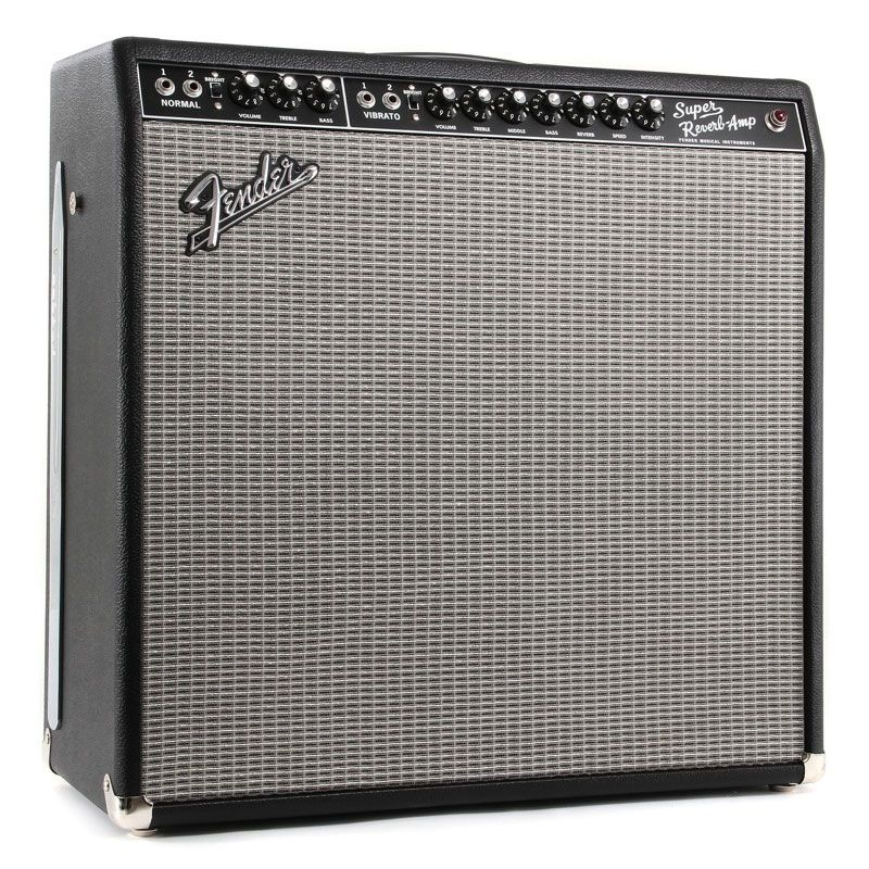 fender superreverb 4x10 combo hoes