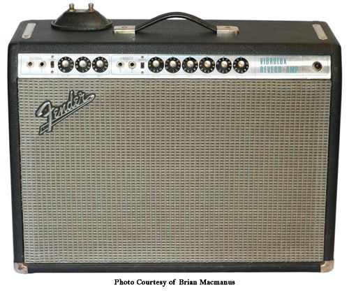fender vibrolux silverface 1976 hoes