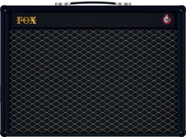 fox amps 4x10 combo hoes