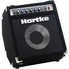 hartke kickback 10 bass combo hoes