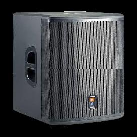 jbl prx500 prx518 s luidsprekerhoes baseline