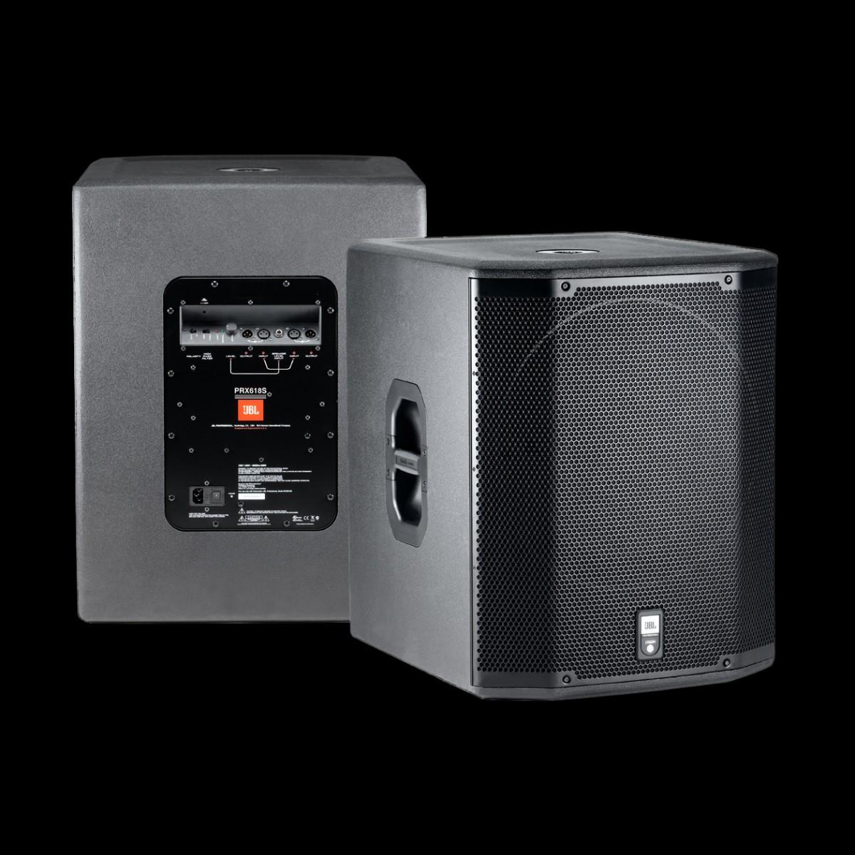 jbl prx 600 prx618 s grille voor luidsprekerhoes baseline