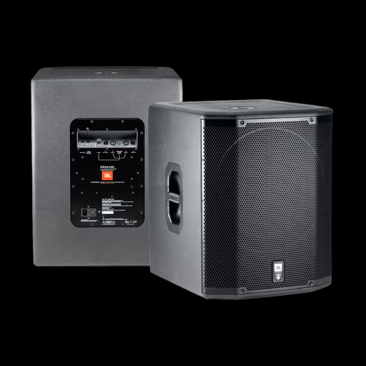jbl prx 600 prx618 s grille voor luidsprekerhoes strongline