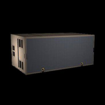 l acoustics sb28 grille onder beschermhoes strongline