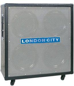 london city lcg 4x12c cabinet hoes