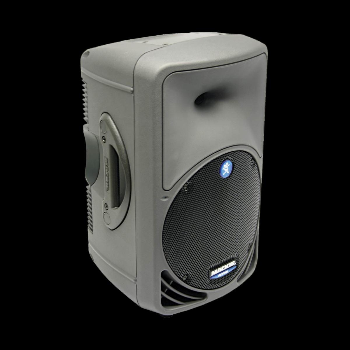 mackie srm serie srm350 luidsprekerhoes baseline