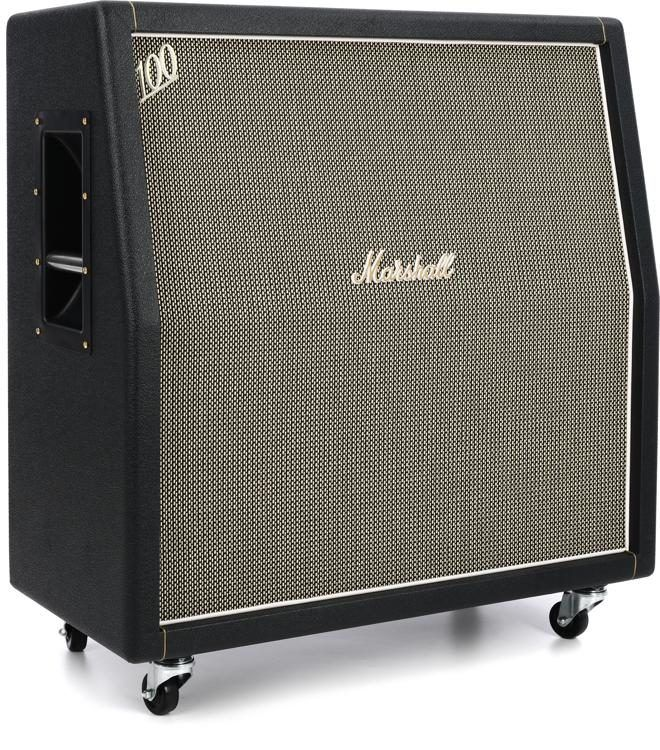 marshall 1960 ahw 4x12 hoes