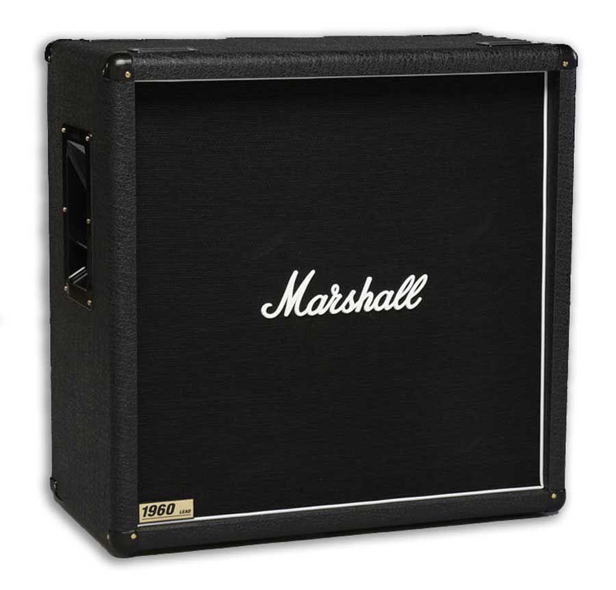 marshall 1960 av 4x12 hoes