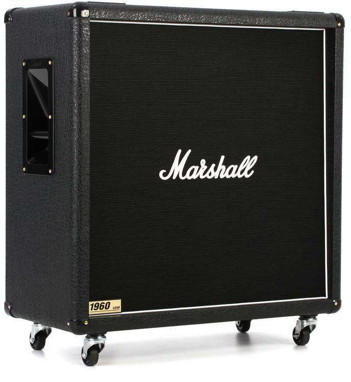 marshall 1960 recht 4x12 hoes