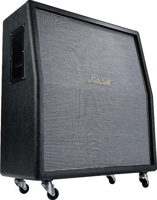 marshall 1960 tv 4x12 hoes