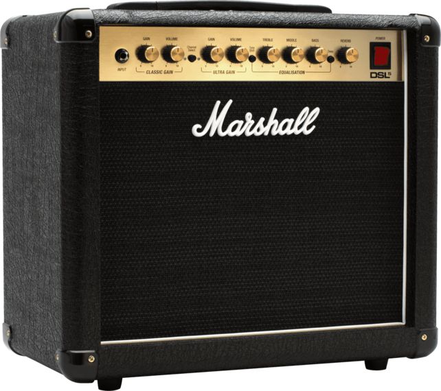 marshall dsl15 1x12 combo hoes