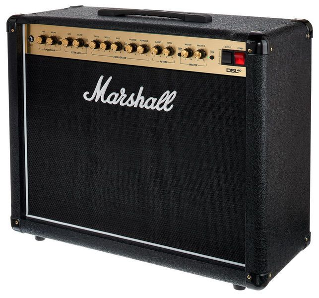 marshall dsl40 hoes