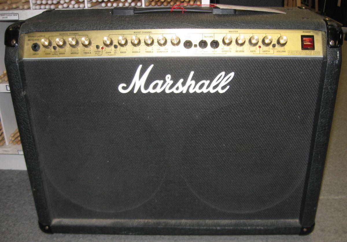 marshall valvestaten bichorus hoes