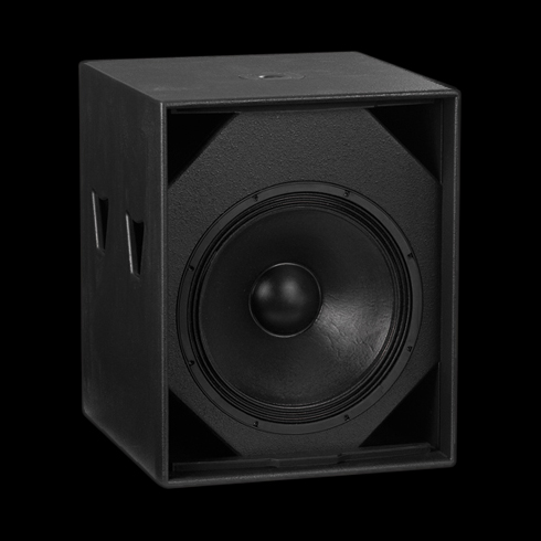 martin audio blackline blackline s18 grille boven luidsprekerhoes strongline