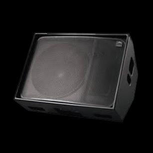 martin audio diverse le400 monitor gigbag strongline