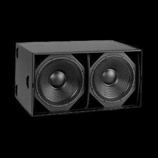 martin audio w ws218 grille boven luidsprekerhoes baseline