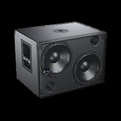 meyersound ums ums1p grille boven luidsprekerhoes strongline