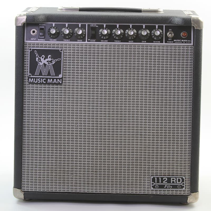 musicman rdfifty 1x12 hoes