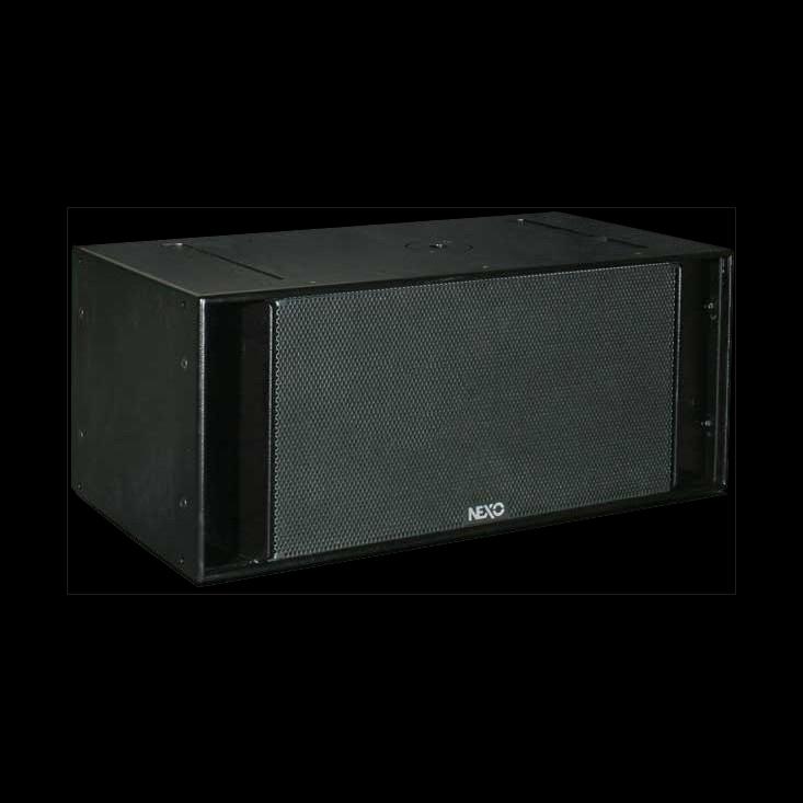 nexo rs rs15 grille boven zonder vliegbumpers luidsprekerhoes baseline