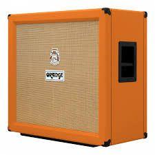 orange ppc 4x12 straight hoes