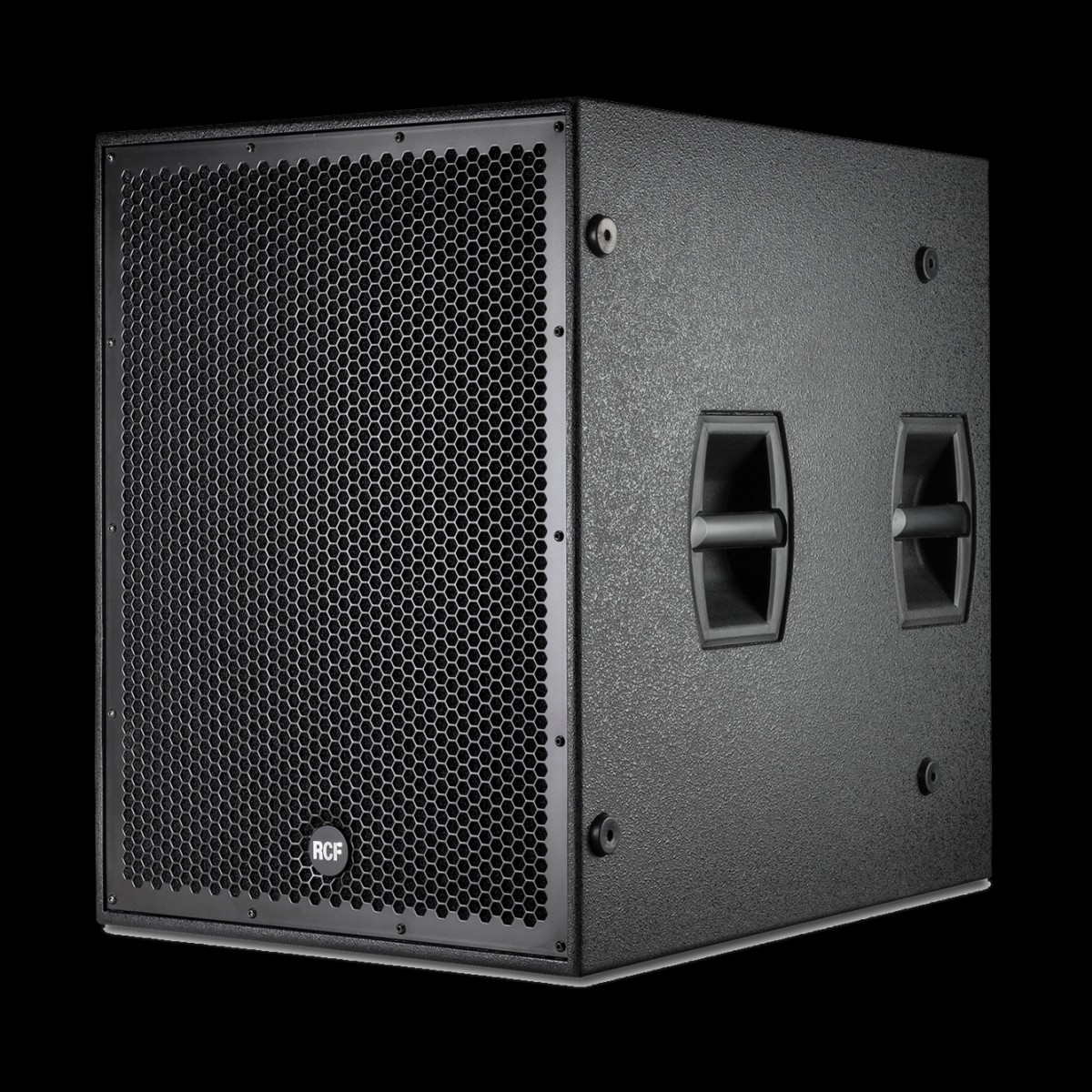 rcf subs 8005 as grille boven luidsprekerhoes strongline