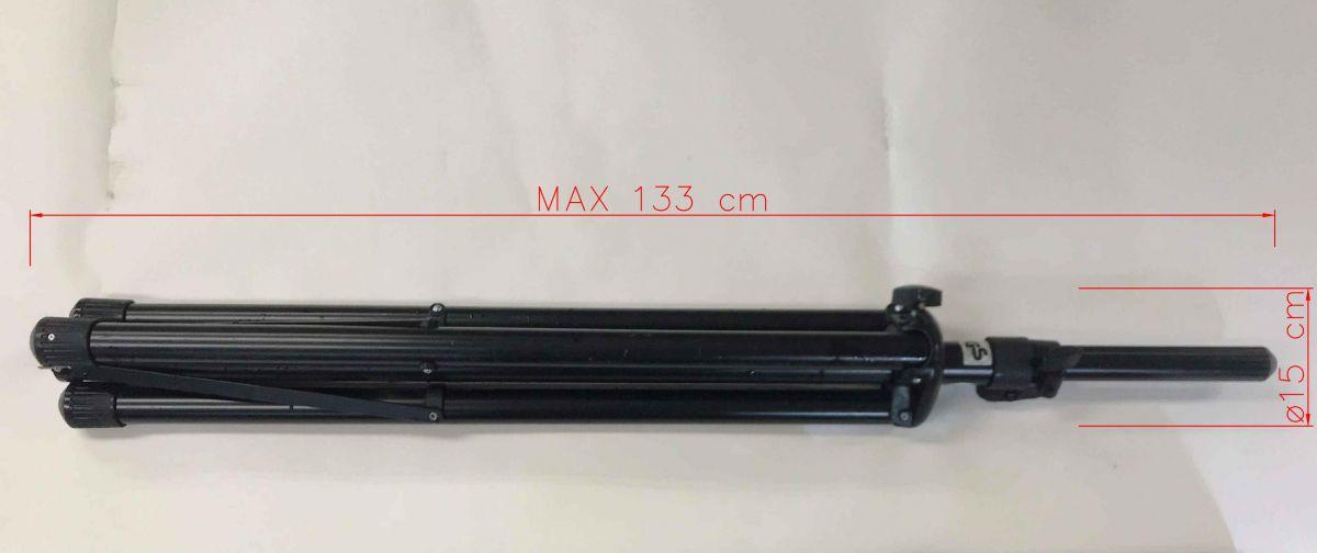 statieftas tm 133 cm diameter 15 cm